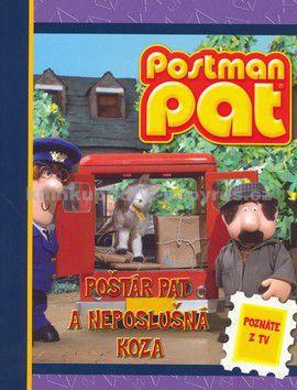 EGMONT Poštár Pat a neposlušná koza cena od 83 Kč