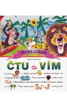 Jordi Busquets: Čtu a vím - Divoká zvířata cena od 72 Kč