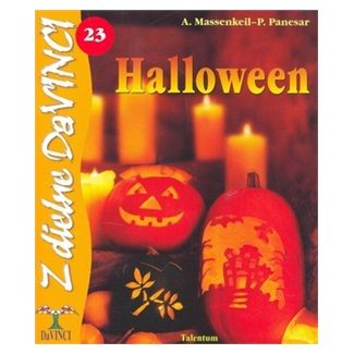 Angelika Massenkeil, Pammi Panesar: Halloween cena od 54 Kč