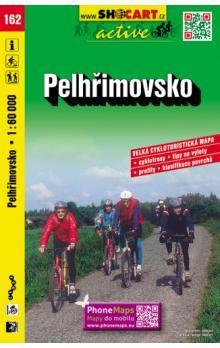 Pelhřimovsko 1:60 000 cena od 49 Kč