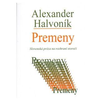Alexander Halvoník, Hana Kohútová: Premeny cena od 50 Kč