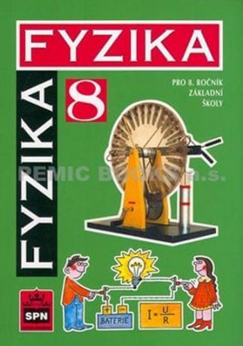 František Jáchim: Fyzika pro 8. ročník základní školy cena od 77 Kč