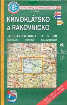 Kolektiv autorů: KČT 33 Křivoklátsko a Rakovnicko cena od 90 Kč