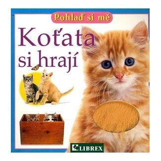 Koťata si hrají cena od 64 Kč