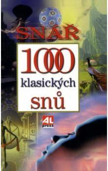 ALPRESS Snář 1000 klasických snů cena od 73 Kč