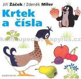 Jiří Žáček: Krtek a čísla cena od 0 Kč