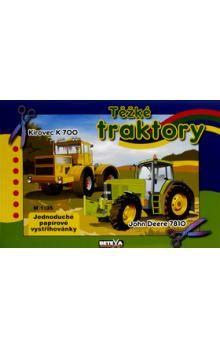 Těžké traktory cena od 36 Kč