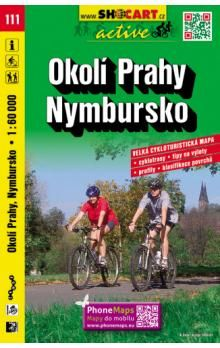 Okolí Prahy Nymbursko 1:60 000 cena od 99 Kč