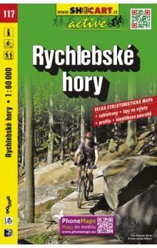 Rychlebské hory 1:60 000 cena od 74 Kč