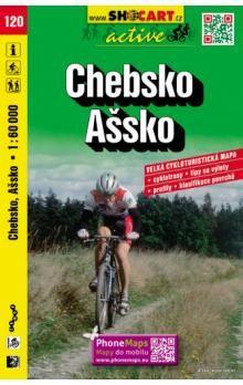 Chebsko Ašsko 1:60 000 cena od 77 Kč