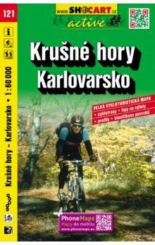 Krušné hory Karlovarsko 1:60 000 cena od 90 Kč