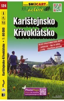 Karlštejnsko Křivokládsko 1:60 000 cena od 83 Kč