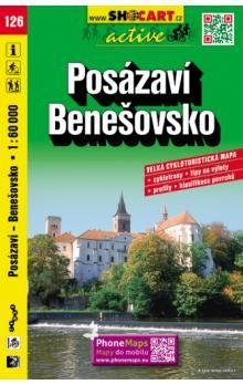 Posázaví Benešovsko 1:60 000 cena od 88 Kč