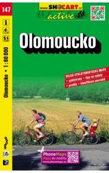 Olomoucko 1:60 000 cena od 36 Kč