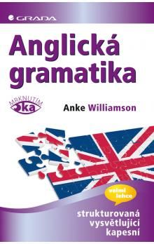 Anke Williamson: Anglická gramatika mrknutím oka cena od 84 Kč