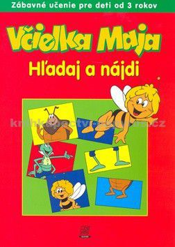 Slovart Print Včielka Maja cena od 70 Kč