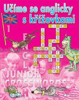 Učíme se anglicky s křížovkami 1 cena od 60 Kč