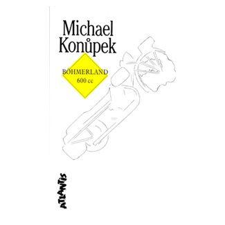 Michael Konůpek: Böhmerland 600 cc cena od 96 Kč