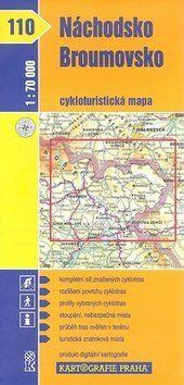 Kartografie PRAHA Náchodsko, Broumovsko cena od 73 Kč