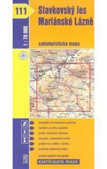 Kartografie PRAHA Slavkovský les, Mariánské lázně cena od 13 Kč