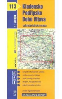 Kartografie PRAHA Kladensko, Podřipsko cena od 20 Kč