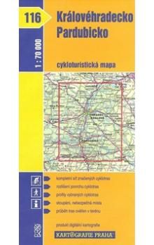 Kartografie PRAHA Královehradecko, Pardubicko cena od 18 Kč
