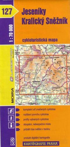 Kartografie PRAHA Jeseníky, Králický Sněžník cena od 85 Kč