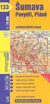 Kartografie PRAHA Šumava - Povydří, Pláně cena od 85 Kč