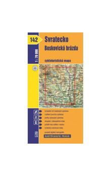 Kartografie PRAHA Svratecko, Boskovická brázda cena od 18 Kč