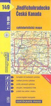 Kartografie PRAHA Jindřichohradecko, Česká Kanada cena od 73 Kč