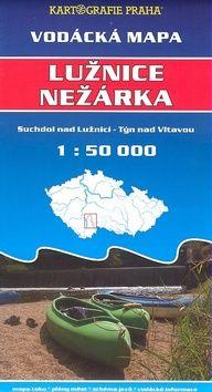 Kartografie PRAHA Lužnice, Nežárka cena od 51 Kč