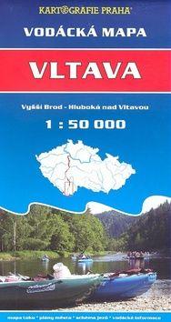 Kartografie PRAHA Vltava, Vyšší Brod cena od 53 Kč