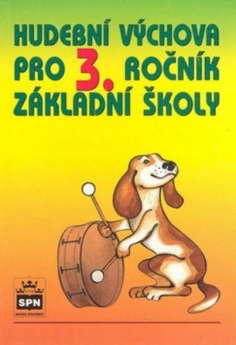 Marie Lišková: Hudební výchova pro 3. ročník základní školy cena od 88 Kč
