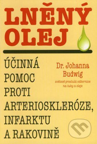 Johanna Budwig: Lněný olej cena od 55 Kč