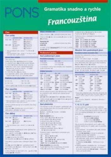 Krystelle Jambon: Gramatika snadno a rychle Francouzština cena od 98 Kč