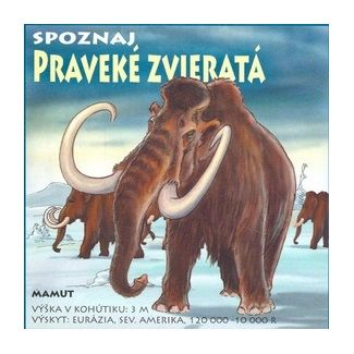 Ladislav Csurma, Miroslav Dobrucký: Praveké zvieratá cena od 44 Kč