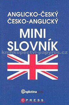 CPress Anglicko-český česko cena od 99 Kč