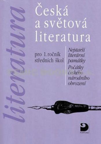 Vladimír Nezkusil: Literatura - Česká a světová literatura pro 1. ročník SŠ cena od 94 Kč