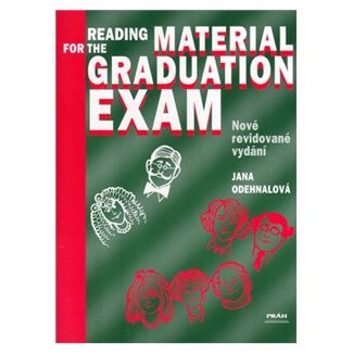 Jana Odehnalová, Irena Hladká: Reading Material for the Graduation Exam cena od 72 Kč