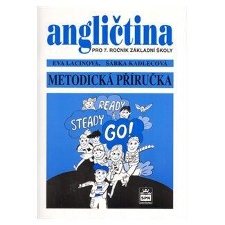 Eva Lacinová: Angličtina pro 7. ročník základní školy - Metodická příručka cena od 51 Kč
