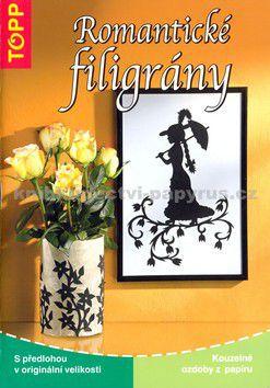 Romantické filigrány cena od 89 Kč