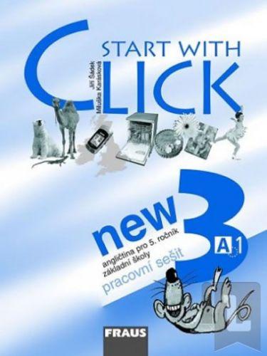 Kolektiv autorů: Start with Click New 3 cena od 106 Kč
