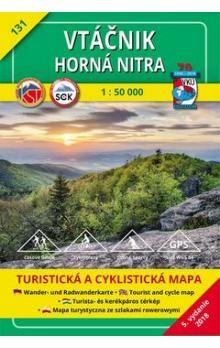 VKÚ Vtáčnik Horná Nitra 1:50 000 cena od 111 Kč