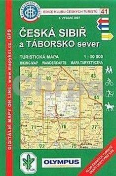 Kolektiv: KČT41-Česká Sibiř cena od 66 Kč