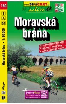 Moravská brána 1:60 000 cena od 96 Kč