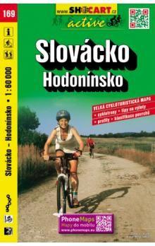 Slovácko Hodonínsko 1:60 000 cena od 90 Kč