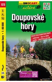 Doupovské hory 1:60 000 cena od 86 Kč