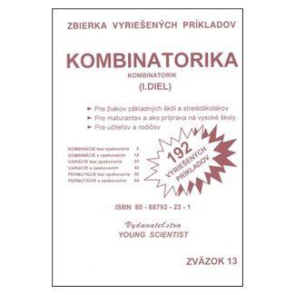 Marián Olejár, Iveta Olejárová: Kombinatorika I.diel cena od 56 Kč