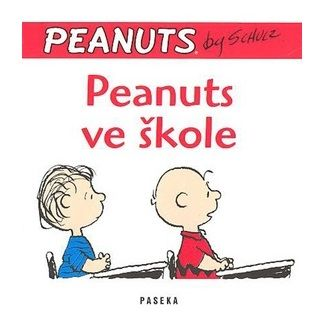 Charles Schultz: Peanuts ve škole cena od 69 Kč