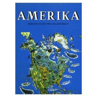 Kartografie PRAHA Amerika cena od 27 Kč